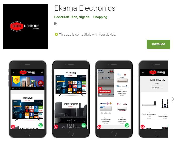 Ekama Electronics